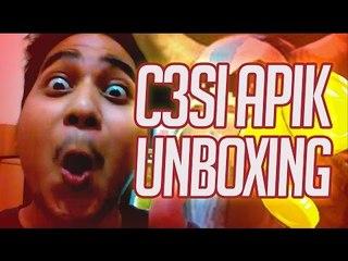 Apik Unboxing - Smartfren Andromax C3SI