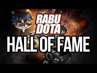 Rabu Dota - Hall of Fame