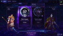 Heroes of the Storm | HL | Competitive Solo Hero League | XChewX | HotS |