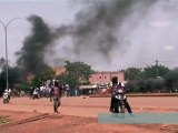 """Coup d'Etat au Burkina: le chef des putschistes promet des élections """"rapidement"""""""