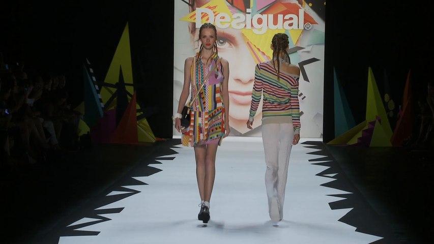 Desigual Spring Summer 2016 | New York Fashion week