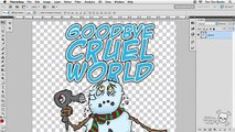 A Few Final Photoshop Settings WordPress Tutorial- Scratch-Building WordPress Themes with Photoshop - Skillfeed