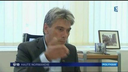 Sébastien Jumel candidat aux régionales