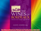 The Wines of Bordeaux: Vintages and Tasting Notes 1952-2003 FREE DOWNLOAD BOOK