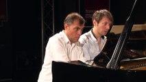 """Hervé Billaut et Guillaume Coppola interprètent deux extraits de """"Bildern aus Osten"""" (4 mains) de Robert Schumann I Le live de la Matinale"""