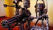 Лица Образы Прикольное. Металлический Креатив | Fases Image Cool. Metal Creative