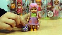 Mini Chou Chou Birdies - Vicky Doll   Chou Chou Vicky z Sową - Zapf Creation - 920190 - Recenzja