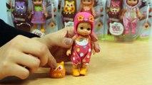Mini Chou Chou Birdies - Elly Doll   Chou Chou Elly z Sową - Zapf Creation - 920213 - Recenzja