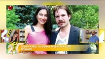 Tolga Karel ve Günay Musayeva çifti boşandı!