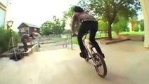 BMX rider breaks Camera while shooting Tricks!