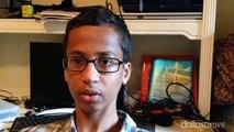 Un jeune étudiant musulman arreté parce qu'il avait une bombe dans son sac... C'etait en fait un réveil fait main!