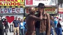 Venice Beach Street Performer Rant....