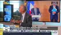 Gilles Carrez, Commission des finances de l'Assemblée nationale – 16/09
