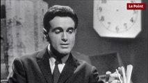 """Guy Béart chante """"Il n'y a plus d'après"""" en 1961"""
