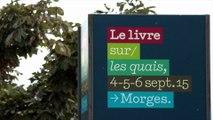 Didier Decoin, Dictionnaire amoureux des faits divers - Le livre sur les quais, Morges 2015