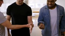 Réaction de Kanye West face à un magicien : énorme!!