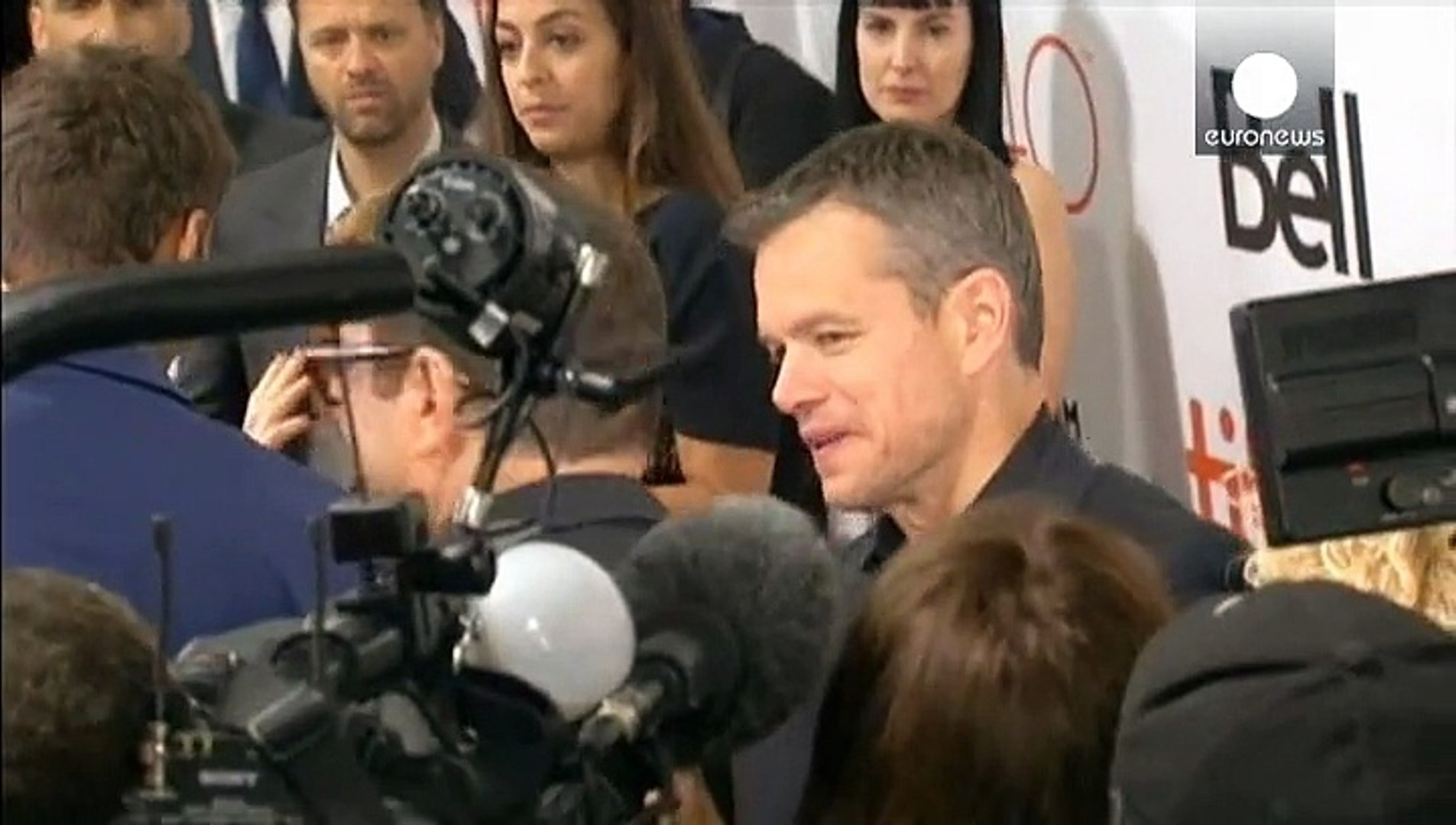Matt Damon stars in Ridley Scott's 'The Martian'