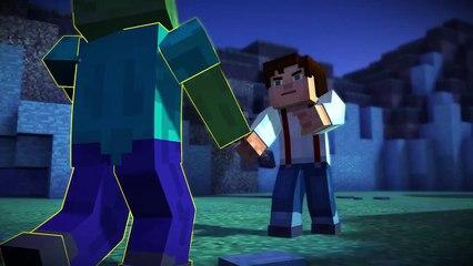 Teaser Trailer de Minecraft : Story Mode