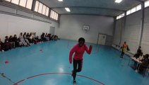 hip hop battle journée sport scolaire