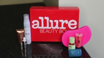 Inside the Allure Beauty Box - Inside the Allure September 2015 Beauty Box (and How to Win One Free!)
