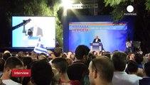 Вангеліс Меймаракіс: без співпраці політичних сил Греція не може рухатися вперед