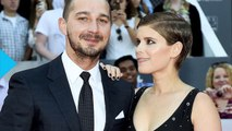 Shia LaBeouf Gets Really Dark While Talking About the Future at Man Down Press Conference