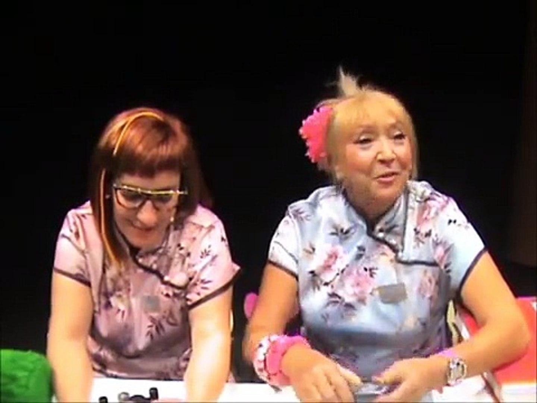 Ana Bola e Maria Rueff - 'Vip Manicure' De Hoje a 8 | 2011