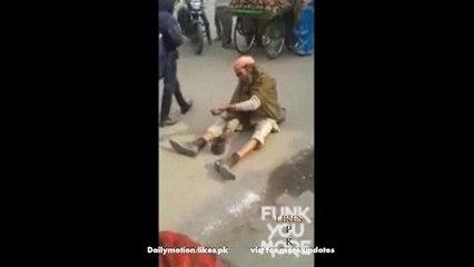 جعلی فقیر کی ویڈیو منظرے عام پر