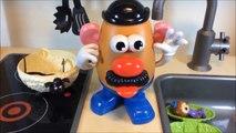 Surprise Mr potato Head Octonauts toy story toys CBeebies UK toys Surprise kids videos enfants jouets et Monsieur patate
