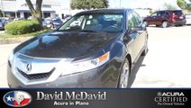 USED 2010 Acura TL TECH SH-AWD for sale at McDavid Acura of Plano #AA000515