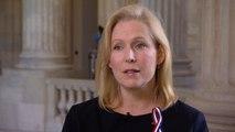 Sen. Kirsten Gillibrand on 9/11 responders and healthcare