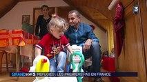 En Bretagne, une nouvelle vie a débuté pour une famille de chrétiens d'Irak