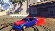 GTA 5 ONLINE : Modded Garage 2 ( INSANE MODDED CARS ) GTA 5 Modded Cars
