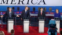 2015 Republican debate: GOP candidates on Planned Parenthood and abortion