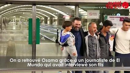 réfugié Espagne