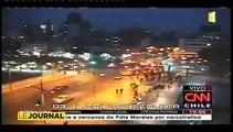 Chili, alerte au tsunami
