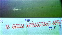 Nouveau record du monde de ricochets : 90 ricochets en un lancer