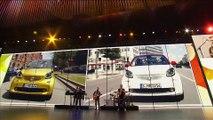 Frankfurt Motor Show 2015 - Mercedes-Benz Speech Dr. Annette Winkler - Presentation of the new smart Cabriolet