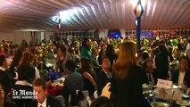 Séisme au Chili : les images filmées au moment des secousses