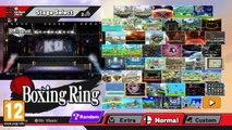 Super Smash Bros. for Wii U & Nintendo 3DS - Escenario Super Mario Maker