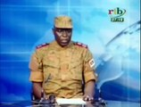 crise au Burkina : les putschistes annoncent la destitution du président Michel Kafando