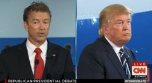 Les candidats républicains se révoltent contre Donald Trump