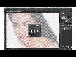 Editing Untuk Beauty Shoot: KlinikFoto Episode 4