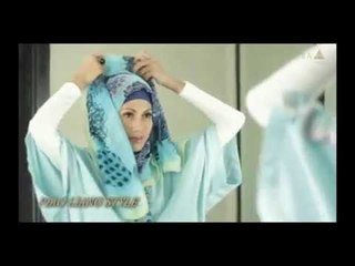 "Hijab Tutorial, Jilbab Style Secret by SHAFIRA ""Oriental Style"" vol-1 ​​​