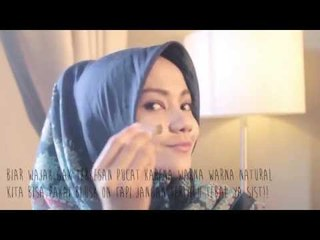 Makeup Tutorial Zoya Cosmetics - Casual Style ​​​| Beauty Hijab Tutorial