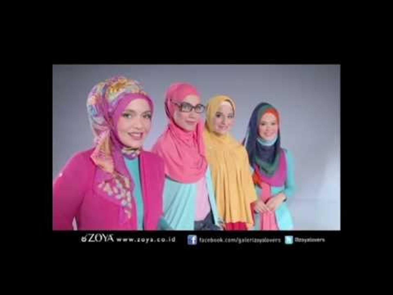 Iklan Zoya Hijab and Fashion | Beauty Hijab Tutorial