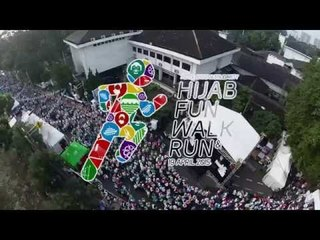 Hijab Fun Walk & Run 2015