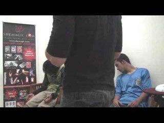 Arm Raise Induction (Denny Santoso - hypnosis)