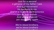 Iron Maiden – Blood Brothers Song Lyrics