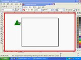 How to use Knife Tool in coral draw urdu/hindi lecture